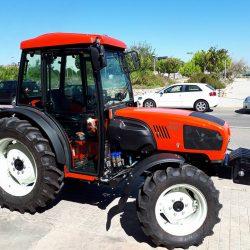 Recambios Terramar S.L.L. ya tiene en sus instalaciones el tractor GOLDONI modelo STAR 100 con un equipamiento de alta gama