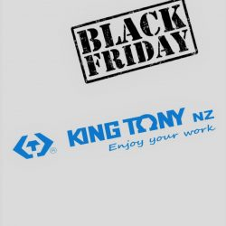LLEGA EL BLACK FRIDAY DE RECAMBIOS TERRAMAR  DE LA MANO DE KING TONY.