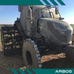 ARBOS 5100 ESPECIALIZADA PARA ARROZAL